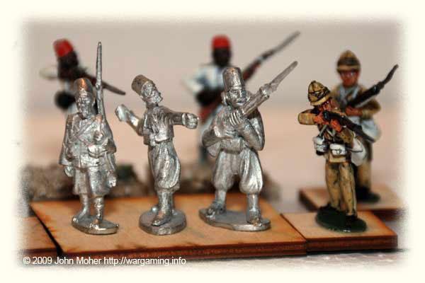 28mm Askari Figures 4