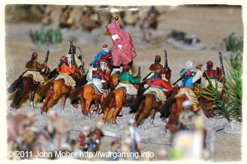 The Bashi-Bazouk Cavalry Squadron