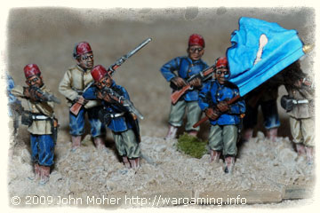 Sudanese Infantry...