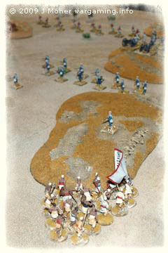 The Naval Brigade Scout finds trouble in the hills!