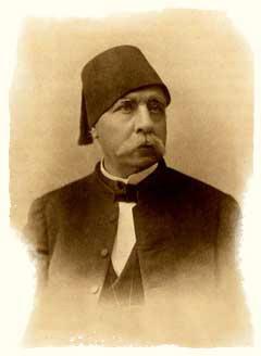 Nubar Pasha