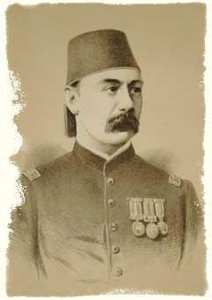 General Valentine Baker