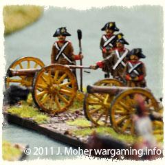 Austrian Horse Battery
