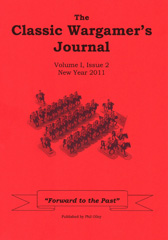 Classic Wargamer's Journal - Volume 1 Issue 2