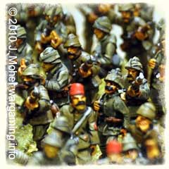 Johnny Turk - 28mm WW1 Turkish Infantry