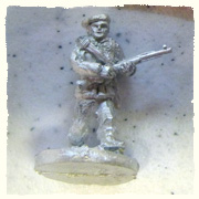 Friend or Foe Figures Romanian Mountain Trooper