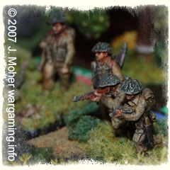 Crossfire 20mm Late-War Commonwealth Troops