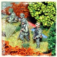 Crossfire 20mm Late-War Germans