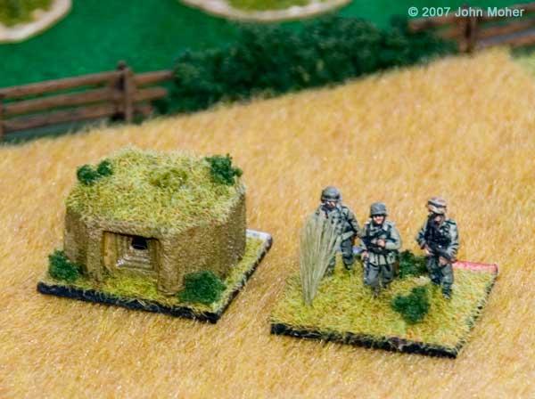Green Hell (Revisited): German Defenders!