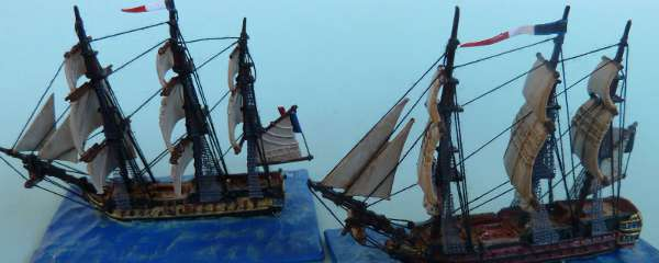 Some Lovely Langton 1/1200 Ships – Wargaming info