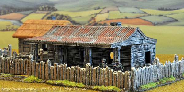 More 20mm Eastern Front Buildings – Wargaming info