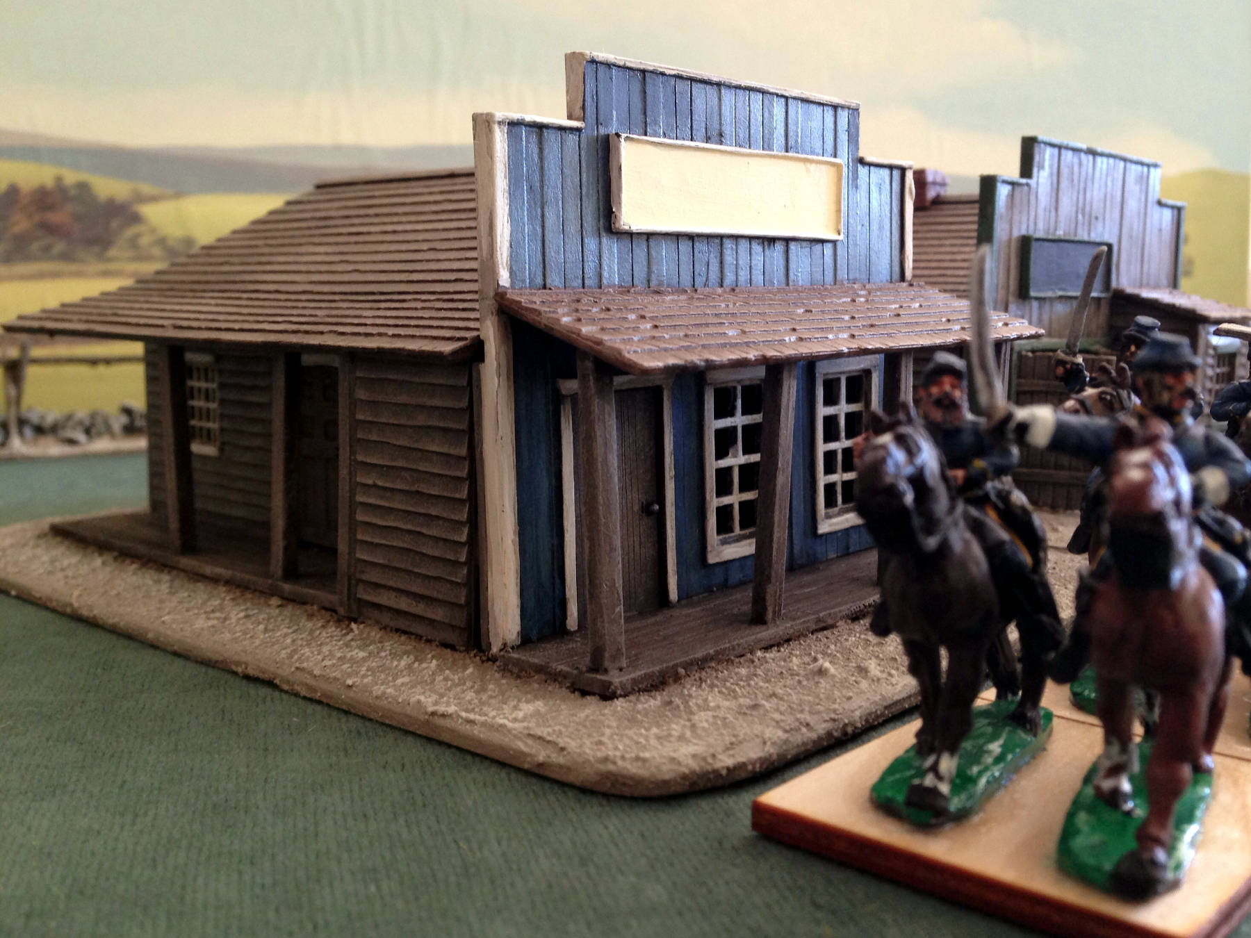 Perry Miniatures ACW Buildings – Wargaming info